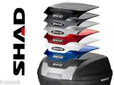 Top Box SHAD SH40 topcase black maxiscooter scooter motorcycle trunk 40 liters