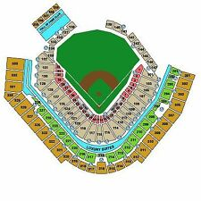 2 tickets Pirates vs Orioles Tuesday 9/26 section 107 row F  PNC Park