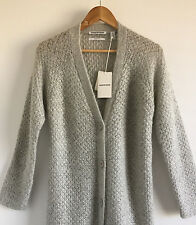 [ COUNTRY ROAD ] stitch long line cardigan [ size: XS ] suit 8-10 $179 NEW