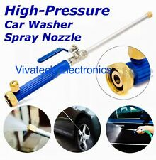 Professional High Pressure Power Washer Spray Nozzle Water Hose Wand Attachment