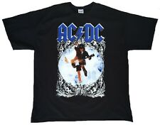 Rare Unworn Official AC/DC / DC ACDC Angus Young Rock Star Metal VIP T-Shirt XL