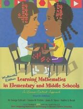Learning Mathematics in Elementary + Middle School A Learner-centered Approach
