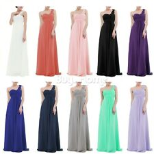 Women Long Formal Prom Dress Party Ball Gown Evening Bridesmaid Cocktail Dresses