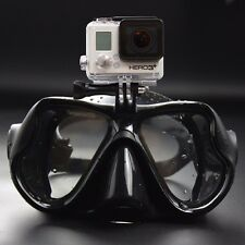 Underwater  Diving Mask Scuba Snorkel Swimming Goggles for GoPro Xiaomi SJCAM