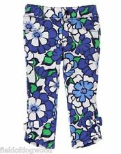 NWT Gymboree Spring prep Floral Ponte pants SZ 12 18 24M 3T 4T Toddler Girls