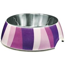 Dogit Style 2 in 1 Patterned Dog Bowl