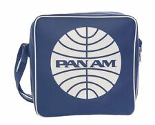 Pan Am Originals Luggage - Defiance Travel Bag. With Pan Am Airlines Classic Log