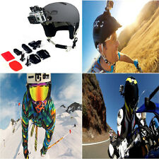 Hot Head Roll Tripod Chest Cage Mount Accessories Set For GoPro HD Hero 3+3 2 1