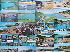 Postcards - CORNWALL - PADSTOW - MOTHER IVEY'S BAY - CONSTANTINE BAY ~ TREYARNON
