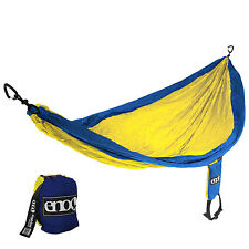 Eagles Nest Outfitters ENO SingleNest Hammock - Sapphire and Yellow