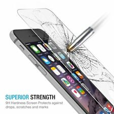 0.26mm Slim Real Clear Tempered Glass Screen Protector For iphone 6/6s USA STOCK
