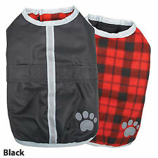 Zack and Zoey NorEaster Reversible Winter Dog Coat