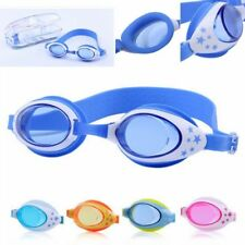 Silicone Kids Anti-fog Swimming Goggles Summer Pool Safety Children Swim Glasses