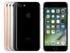 Apple iPhone 7 32GB 128GB 256GB Sprint Only 4G LTE Smartphone Black Gold Silver