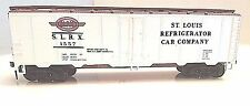WALTHERS HO Ice Reefer Steel Reefer St. LOUIS REFRIGERATOR Car Co. NEW