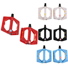"Cycling Flat-Platform Pedals 9/16"" Mountain MTB / BMX Bike Bicycle Bearing"