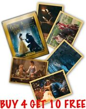 PANINI BEAUTY AND THE BEAST SINGLE STICKERS (2017) BUY 4 GET 10 FREE