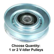 "Heavy Duty V-Idler Pulley fits 756-04325 62-4530 668827SM 44"" Side Discharge"