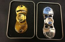 Tiger Crusader EDC Hand Fidget Spinner Finger Gyroscope Stress Relieve Toy ADHD