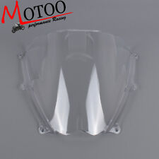 Windshield WindScreen Double Bubble for Suzuki GSXR1000 GSX-R1000 2007 2008