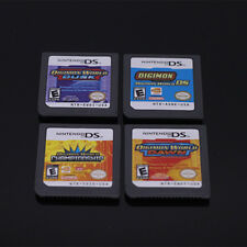 Digimon World Dusk/Dawn/DS/ChampionShip Game Card For DS NDS DSI 3DS US Version