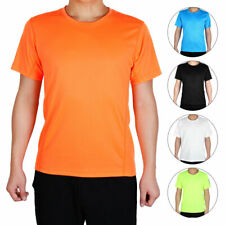 Adult Men Short Sleeve Clothes Casual Wear Tee Cycling Biking Sports T-shirt