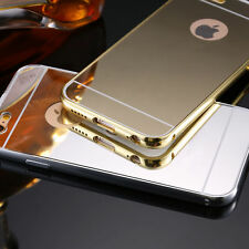 Ultra Thin Mirror Soft TPU Silicone Gel Case Cover For Apple iPhone 6S 7 7 Plus