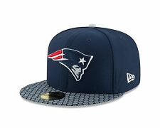 New England Patriots New Era 2017 NFL Sideline On Field 59Fifty Fitted Cap Hat