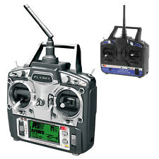 FS Remote Radio Control Receiver Transmitter 6 Channels for RC Helicopter Toy