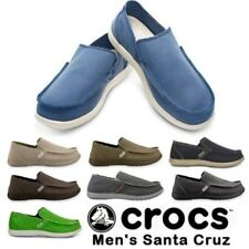 Crocs Mens Santa Cruz Loafer - 4 Colours