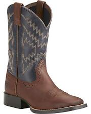 Ariat Boys' Tycoon Western Boot Square Toe - 10021591