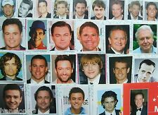 Cross Stitch Charts - CELEBSTITCH - (25 Different Options) ACTOR, POPSTAR