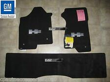 2006 2007 2008 2009 2010 Hummer H3 / H3T 3pc Floor Mat Set (Classic Loop)