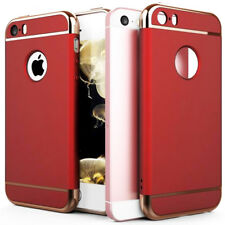 For Apple iPhone 5s SE Plating Electroplating Removable Hard Acrylic Case Cover