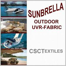 "SUNBRELLA FABRIC SOLIDS Per-YARD/L+ PRO for Awning/Shade 46""W ~ S/H: ANY QTY!"