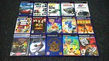 Playstation 2/PS2 Games Make Your Own Bundle/Joblot Tested And Complete (3)