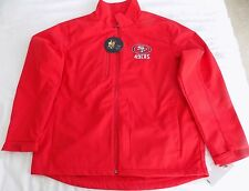 San Francisco 49ers 3 Layer Soft Shell G-III Jacket