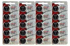 Maxell CR2032 Lithium Batteries 3V Coin Button Battery Cell 20 PCS
