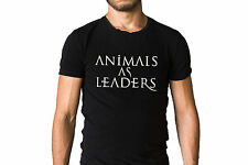 Animals As Leaders Band Logo T-Shirt