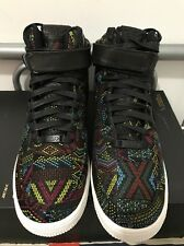Nike Air force 1 One High BHM QS Black History Month Mens, 836227-001