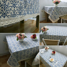 Picnic Table Cloth Tablecloths 55x98 55x55 Dinner Table Cover Rectangle Square