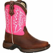 Lil' Durango Toddler Let Love Fly Western Boot