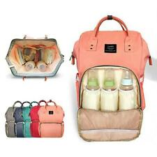 Diaper Bag Large Capacity Baby Travel Backpack Mommy Daddy Maternity Nappy Bags