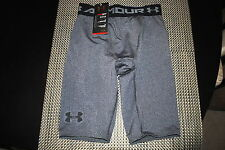 UNDER ARMOUR MENS HEAT GEAR PERFORMANCE COMPRESSION ATHLETIC SHORTS SMALL NWT