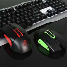 MOYUKAXIE X80 Optical Wireless Gaming Mouse With 7 Bright Colors LED Backlit