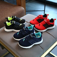 Fashion Students Boys Girls Sports Shoes Children Casual Shoes Mesh Breathable