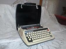 Vintage Brother Activator 800T Manual Portable Typewriter w/Case~Bill McCollum