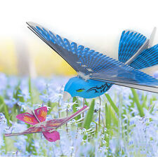 2.4GHz Flying Bionic Bird Ornithopter Remote Control RC Toy Flying Bird Toy