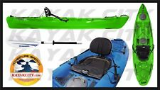 Wilderness Systems Tarpon 100 Kayak w/Free Paddle - Lime