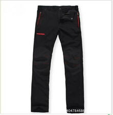 Mens Outdoor Quick Dry  Pants Zip Off Leg Hiking Trousers